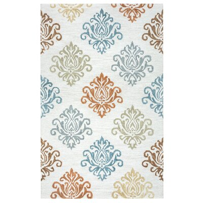 Ilfracombe Hand-Tufted Multi Area Rug Rug Size: Rectangle 9 x 12