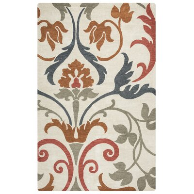 Southwell Hand-Tufted Area Rug Rug Size: Rectangle 5 x 8