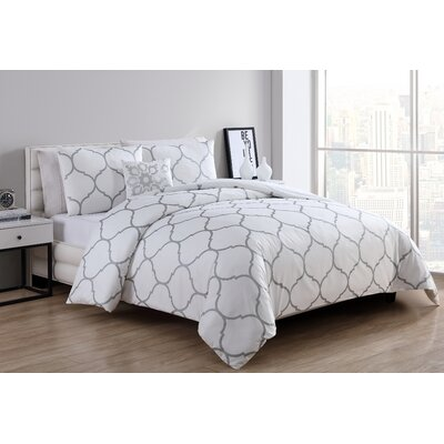 Lauryn Duvet Set Size: Full/Queen