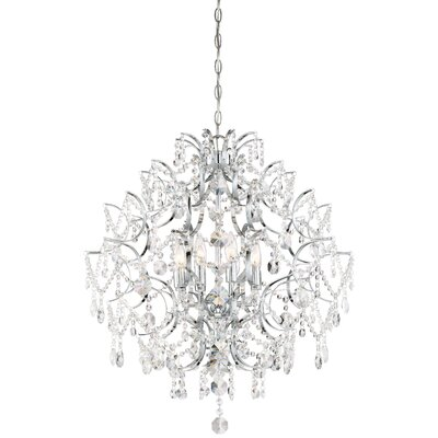 Blencoe 8-Light Crystal Pendant