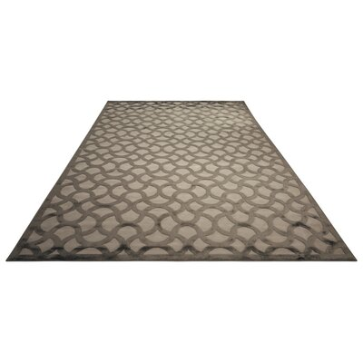 Blondelle Abstract Beige Area Rug Rug Size: 79 x 1010