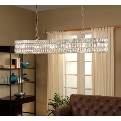 Marcela 10-Light Crystal Chandelier