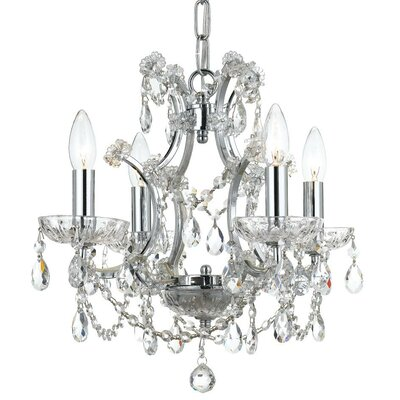 Maira 4-Light Mini Chandelier
