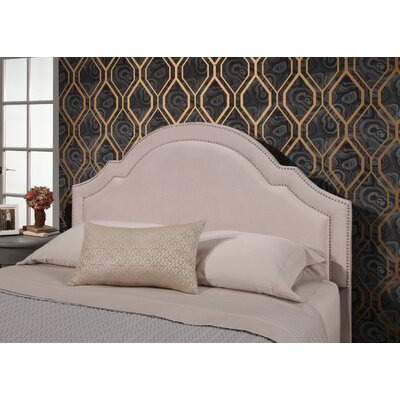 Konnor Upholstered Panel Headboard Upholstery: Ivory