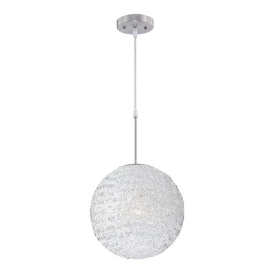 Mirabella 1-Light Globe Pendant