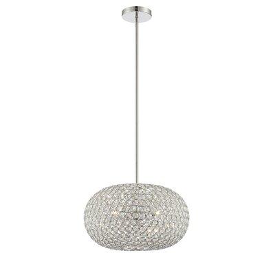 Quiana 3-Light Globe Pendant