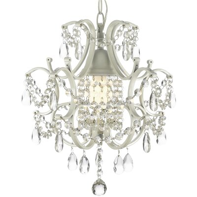 Evon 1-Light Traditional Mini Pendant