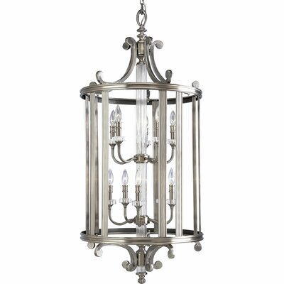 Edouard 10-Light Foyer Pendant