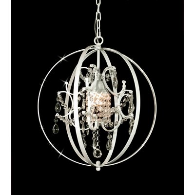 Evon 1-Light Geometric Pendant