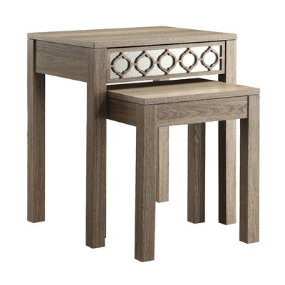 Clair 2 Piece Nesting Tables