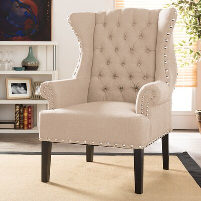 Rummel Wingback Chair
