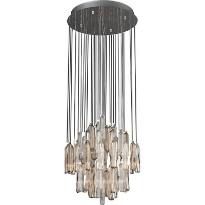 Shaelyn 12-Light Crystal Chandelier