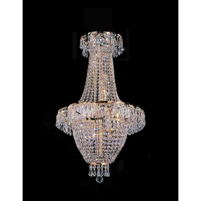 Montana 4-Light Empire Chandelier