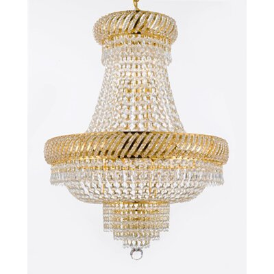 Montana 9-Light Empire Chandelier