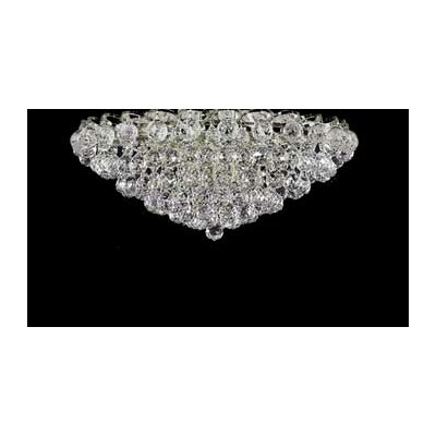 Montana 4-Light Flush Mount