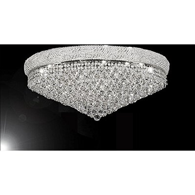 Montana 32-Light Flush Mount