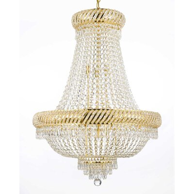 Montana 12-Light Empire Chandelier