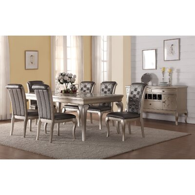 Rohan 7 Piece Dining Set
