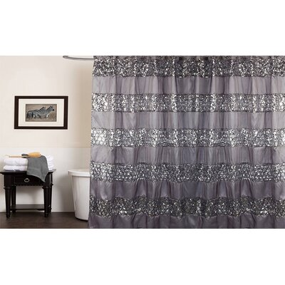 Rivet Shower Curtain