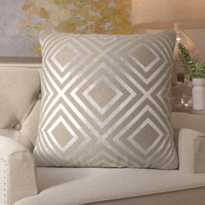 Briarcliffe Linen Throw Pillow Size: 18 H x 18 W