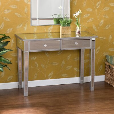 Suzette 2 Drawer Console Table