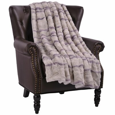 Winston Throw Size: 80 L x 60 W