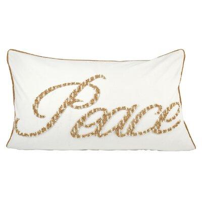 Ady Peace Cotton Lumbar Pillow