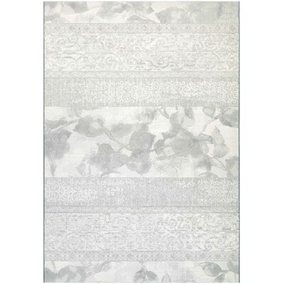 Norman Pearl Area Rug Rug Size: Rectangle 2 x 311