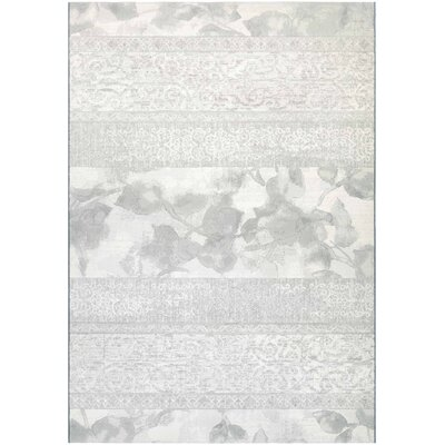 Norman Pearl Area Rug Rug Size: Rectangle 311 x 56