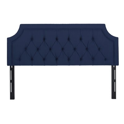 Charline Tufted Upholstered Panel Headboard