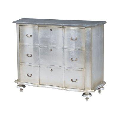 Amberella 3 Drawer Standard Dresser