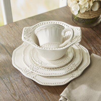 Davis 20 Piece Dinnerware Set HOHN6100 30056700