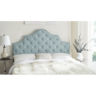 Bridgeport Upholstered Panel Headboard Size: King