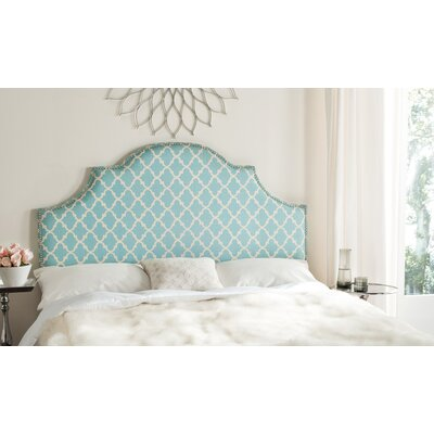 Drysdale Arched King Upholstered Panel Headboard