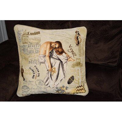 Berbor Decorative Throw Pillow Cover