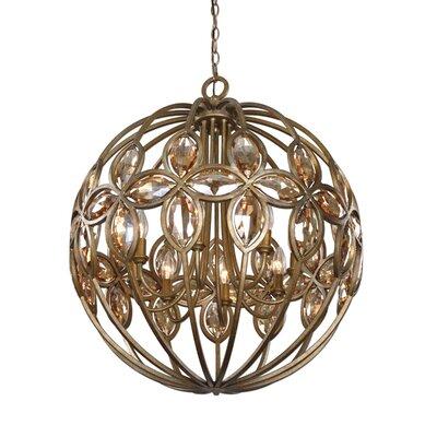 Mexborough 8-Light Globe Pendant