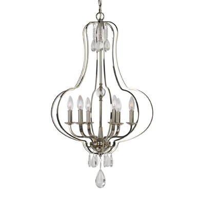 Dorian 6-Light Mini Chandelier