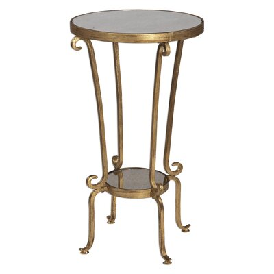 Wetherell Round End Table