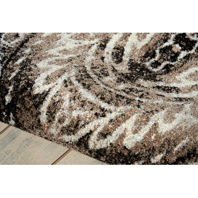 Gabor Light Gray Area Rug Rug Size: Rectangle 53 x 76