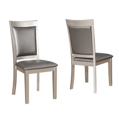 Kitterman Simplicity Solid Wood Dining Chair