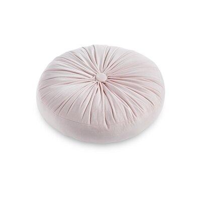 Arvin Button Pillow Pillow Cover Color: Blush