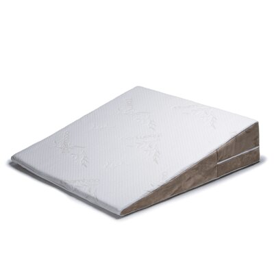 Avana Bed Wedge Memory Foam Pillow Size: King