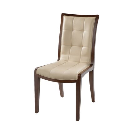 Casolino Upholstered Dining Chair Upholstery: Tan