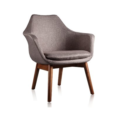 Shue Armchair Upholstery: Grey