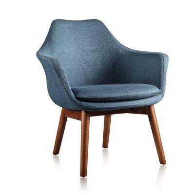 Shue Armchair Upholstery: Aqua Blue
