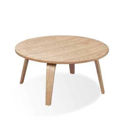 Copenhagen Coffee Table Finish: Natural