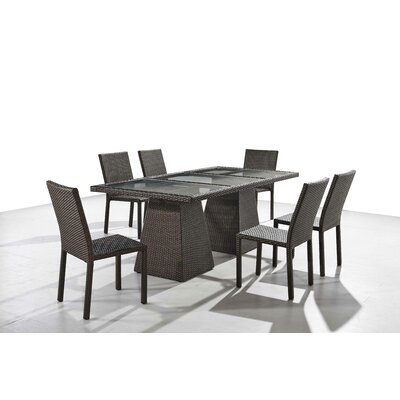 Jacob 7 Piece Dining Set DH-9585