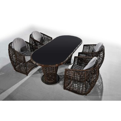 Nest 5 Piece Dining Set