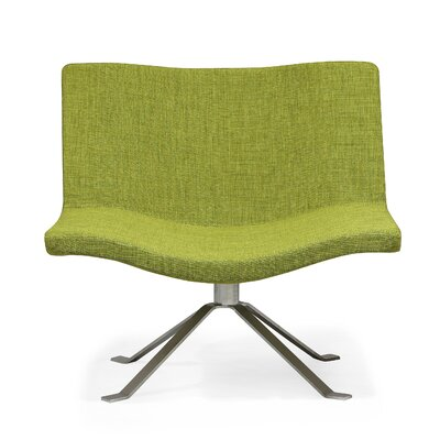 Ray Lounge Chair Upholstery: Lime