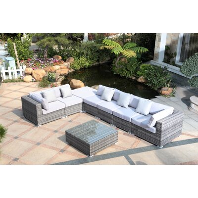 High-class Sectional Cushions Villalta - Product picture - 26553